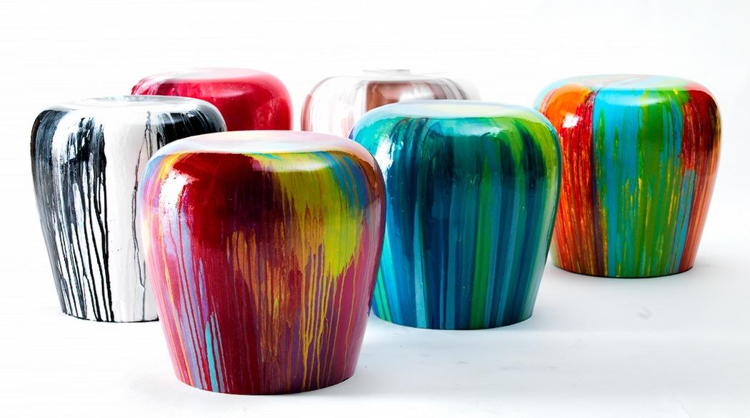 Bouchon in vetroresina trattato con resine speciali